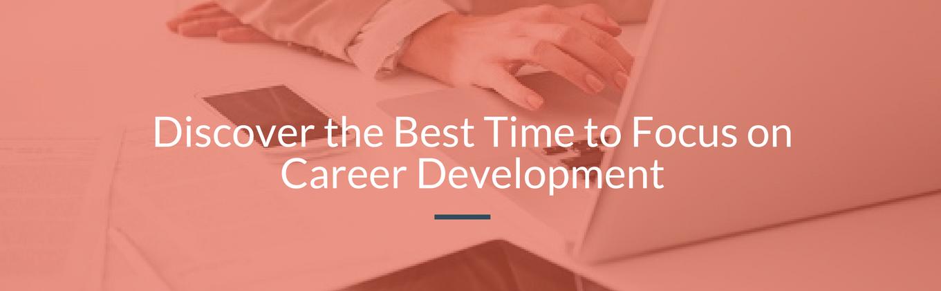 Career Development Focus