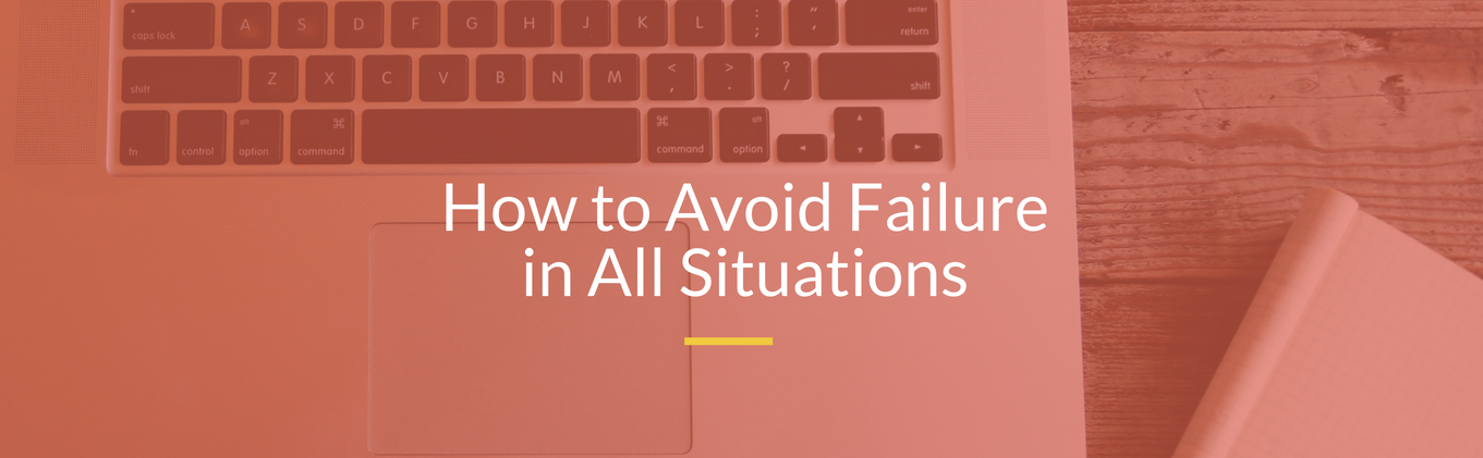 Avoid_Failure_Situations